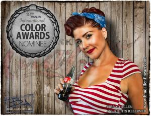 Calgary Local Photographer, Brad Allen Receives Nominee Award From The 10th Annual International Color Awards